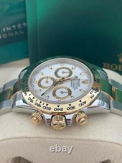 2021 Rolex Cosmograph Daytona 116503 Box And Papers