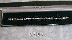 9ct Gold and Diamond, 7 inch Tennis Bracelet by Ernest Jones