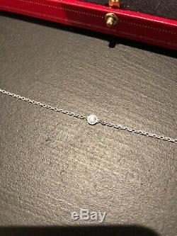 Cartier Legers Bracelet White Gold Diamond