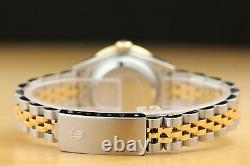Genuine Ladies Rolex Datejust 2-tone Quickset Watch & 1.13 Ct Diamond Bezel