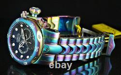 Invicta Men's 52mm Venom Swiss Chronograph IRIDESCENT Stainless Steel Watch
