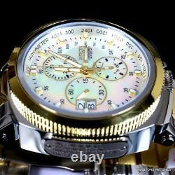 Invicta Reserve 15th Anniversary Russian Diver 52mm 2 Tone Steel Swiss Watch New