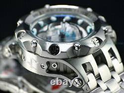 Invicta Reserve 52mm Hybrid Venom SWISS 5040F Master Calendar Bracelet SS Watch