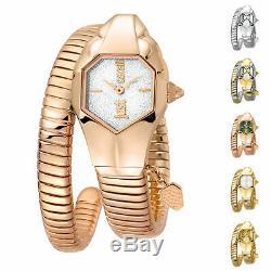 Just Cavalli Women's JC DNA Steel Wristwatch