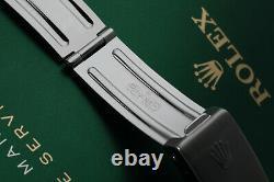 Ladies Rolex 31mm Datejust 2 Tone White MOP String Emerald Diamond Dial
