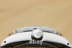 Ladies Rolex Datejust Blue Dial 18k White Gold Diamond& Stainless Steel Watch