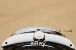 Ladies Rolex Datejust Quickset Silver Diamond 18k White Gold And Steel Watch