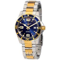 Longines Hydroconquest Automatic Blue Dial 41mm Men's Watch L37423967