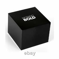 Movado 3600431 Men's Bold Silver-Tone Quartz Watch