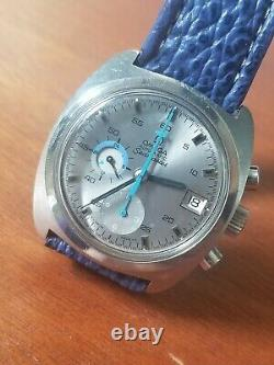 Omega Seamaster (176.001) GMT Chronograph Watch Cal 1040 / Automatic, Vintage