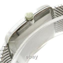 PATEK PHILIPPE GONDOLO 3566 Mens Manual-winding Wristwatch White gold 750 05084