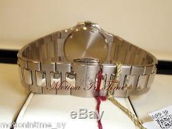 Patek Philippe 7011/1G Nautilus Ladies 32mm 18kt White Gold on Bracelet RARE