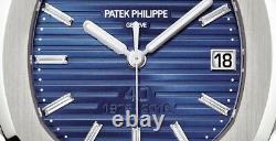 Patek Philippe Nautilus 5711/1P 40mm Platinum 40th Anniversary Limited 700 Pcs