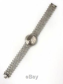 Piaget MOUAWAD Ladies Diamond Bracelet Watch in 18k White Gold HM2043ZZ