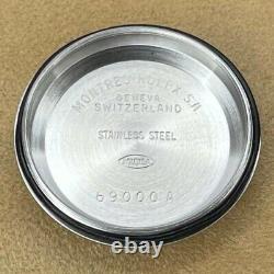 Rolex 69174 Ladies Datejust White Gold Bezel