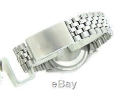 Rolex Datejust Mens Stainless Steel & 18K White Gold Silver with Jubilee Band 1601