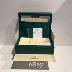 Rolex Sky-Dweller Auto 42mm Steel White Gold Mens Oyster Bracelet Watch 326934