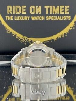 Rolex Submariner 16613LN Black Dial Stainless Steel & 18k Yellow Gold