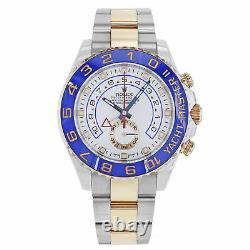Rolex Yacht-Master II 116681 Steel & 18K Pink Gold Automatic Men's Watch