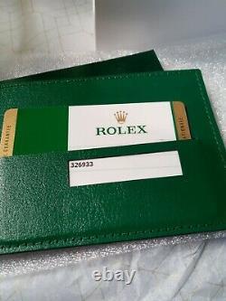 Rolex sky dweller 326933 new 2020 full set UK WATCH