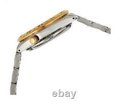 Seiko 5 Two Tone Gold Silver PVD Steel Automatic Men's Watch SNKE04K1 RRP £219