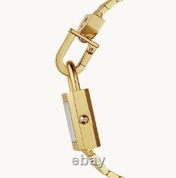 TORY BURCH Surrey Two-Hand Gold-Tone Watch TBW7100 100% Guaranteed Authentic