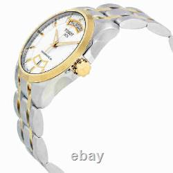 Tissot Couturier Powermatic 80 Day-date Automatic Men's Watch T035.407.22.011.01