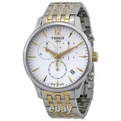 Tissot T-Classic Tradition Chronograph Men's Watch T0636172203700