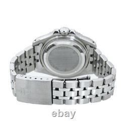 Tudor Prince Date Mini Sub 73190 Vintage Automatic Watch Black Dial 34MM