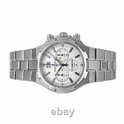 Vacheron Constantin Overseas Chrono Auto 40mm Steel Mens Watch 49140/423A-8790