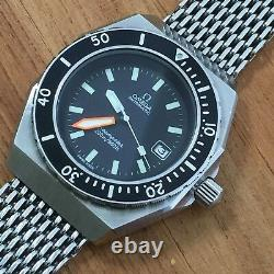 Vintage Omega Seamaster Shom 200m Automatic Diver Ref 166.0177 Ploprof Hands