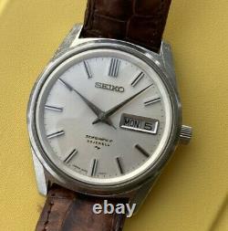 Vintage Seiko 5106 7000 Seikomatic-P